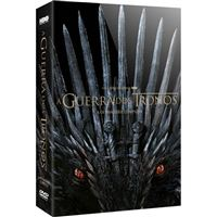 Guerra dos Tronos | Game of Thrones Season 8 - DVD