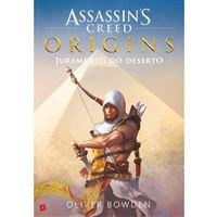 Assassin's Creed: Origins - Juramento do Deserto