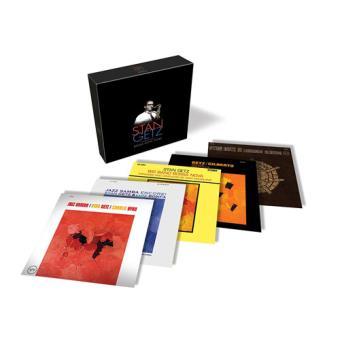 The Stan Getz Bossa Nova Years - 5CD