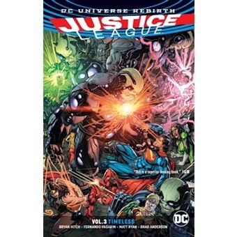 Justice league tp vol 3 rebirth