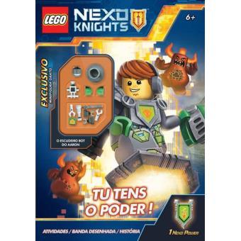 Lego Nexo Knights - Tu Tens o Poder!