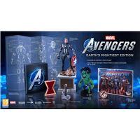 Marvel Avengers Edição Colecionador - Xbox One
