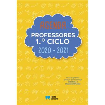 Agenda dos Professores do 1º Ciclo 2019-2020