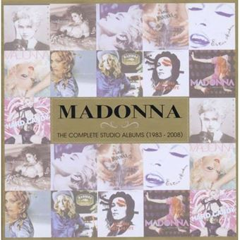 The Complete Studio Albums 1983-2008 - 11CD