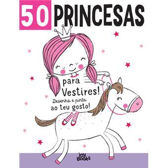50 Princesas para Vestires!