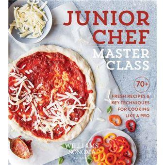 Junior chef master class