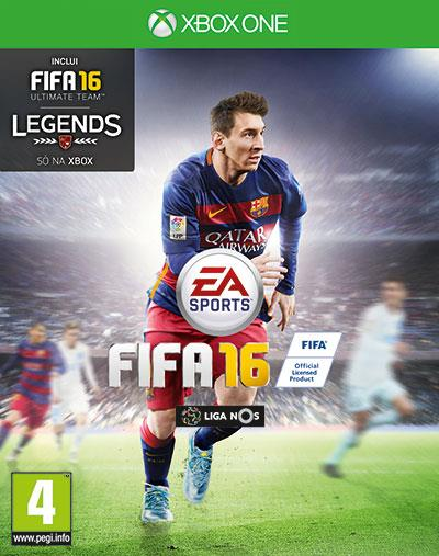 FIFA 16 Xbox One - Compra jogos online na Fnac.pt dd092c01a70d0