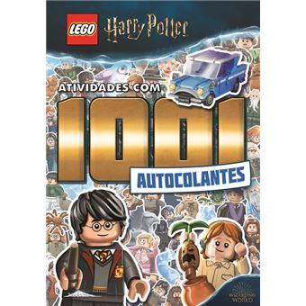 Lego® Harry Potter: Atividades com 1001 Autocolantes