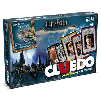 Cluedo Harry Potter - Creative Toys