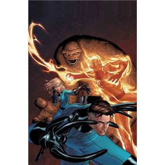 Marvel knights fantastic four by ag