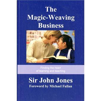 Magic-weaving business