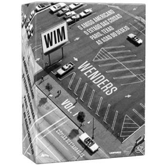 Pack Wim Wenders Vol 1 - 4DVD