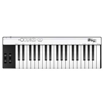 IK Multimedia Teclado Controlador MIDI iRig Keys