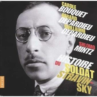 Stravinsky-histoire du soldat