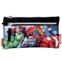 Estojo Duplo Avengers Alliance