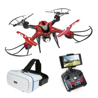 Next Drone com Óculos de Realidade Virtual - World Brands