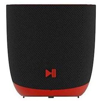 Coluna Bluetooth Dcybel Halo - Vermelho