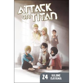 Attack on Titan - Book 24