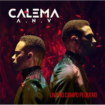Ao Vivo no Campo Pequeno - CD + DVD