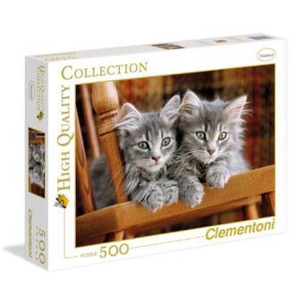 Puzzle Kittens (500 Peças)