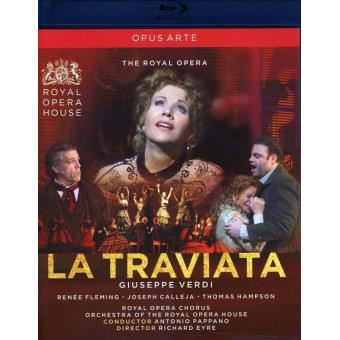 Verdi: La Traviata (BD)