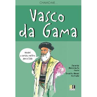 51e9892e02 Chamo-me... Vasco da Gama - Zacarias Santos Nascimento