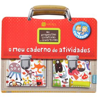 O Meu Caderno de Atividades - 5 a 6 anos