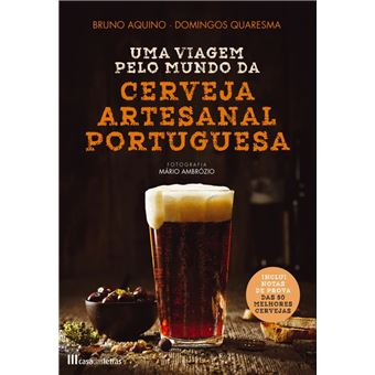 Uma Viagem pelo Mundo da Cerveja Artesanal portuguesa