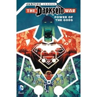 Justice league darkseid war power o