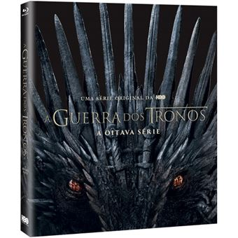 Guerra dos Tronos | Game of Thrones Season 8 - Blu-ray