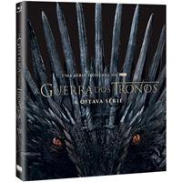 Guerra dos Tronos | Game of Thrones Season 8 - Blu-ray