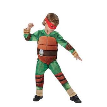 Disfarce Tartarugas Ninja Dlx (Tamanho S 3 a 4 anos)