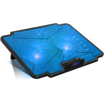 Base Refrigeração Spirit Of Gamer AirBlade 100 - 15.6'' - Azul