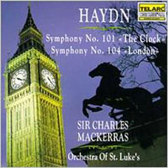 Symphonies No.101/104