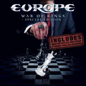 War Of Kings (Deluxe Special Edition CD+DVD+BD)