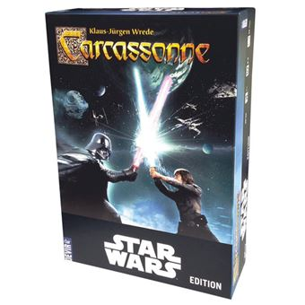 Carcassonne Star Wars - Devir