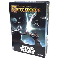 Carcassonne Star Wars - Devir