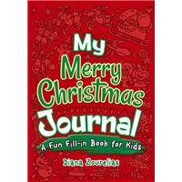 My merry christmas journal