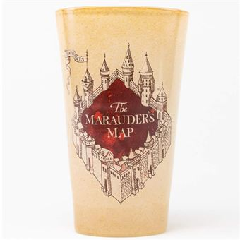 Copo Harry Potter - The Marauders Map