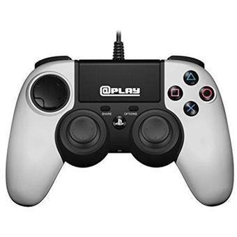Comando com Fio para PS4 - Branco
