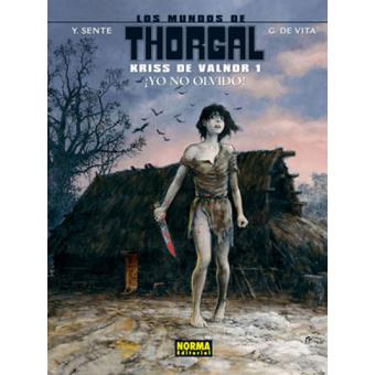 Los Mundos de Thorgal  - Kriss de Valnor Vol 1