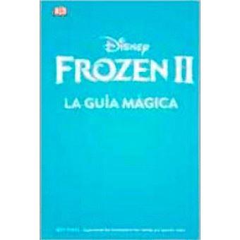 Frozen ii-la guia magica