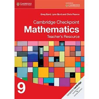 Cambridge Checkpoint Mathematics Teacher's Resource 9 - CD
