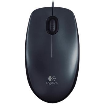 Rato Logitech M100 - Preto