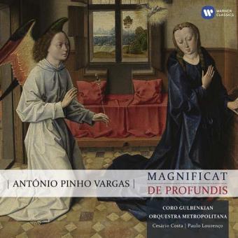 António Pinho Vargas: Magnificat   De Profundis