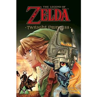 The Legend of Zelda: Twilight Princess - Book 3
