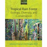 Tropical rain forest ecology, diver