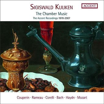 Sigiswald Kuijken: The Chamber Music - 20CD