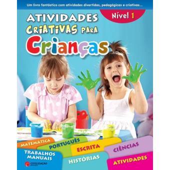 Atividades Criativas para Crianças - Nível 1