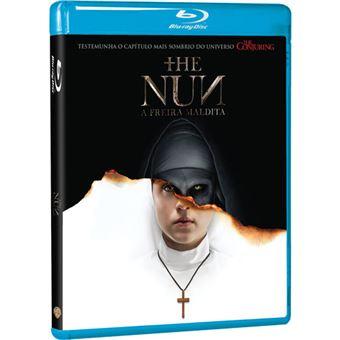 The Nun: A Freira Maldita - Blu-ray